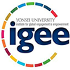 YONSEI UNIVERSITY Institute for Global Engagement & Empowerment igee